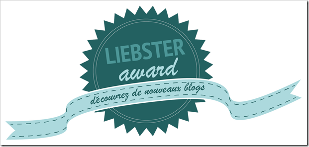 LIEBSTER AWARDS 2.0
