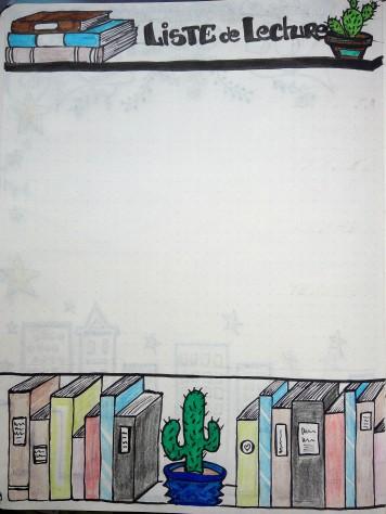 Comment-je-m-organise-avec-mon-bullet-journal-collection-liste-de-lecture-bien-être-développement-personnel-ambrabibou