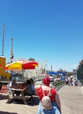 developpement-personnel-coaching-decouverte-lifestyle-voyage-nyc-coneyisland-lunapark-sortirdesazonedeconfort-plage-sables-summer-happiness-photographie-bloggeuse-ambrabibou-challenges-bien-être